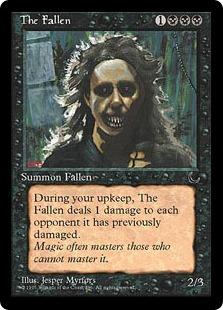 The Fallen MED