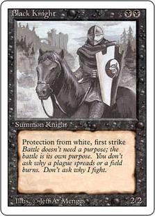 Black Knight 3E