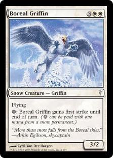 Boreal Griffin CSP