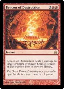 Beacon of Destruction 5DN