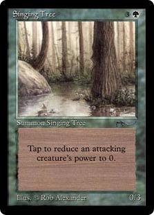 Singing Tree ARN