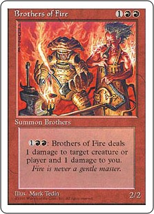 Brothers of Fire 4-5