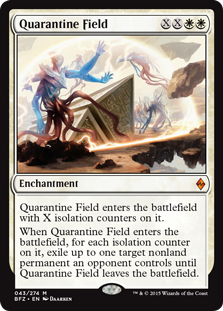 Quarantine Field BFZ