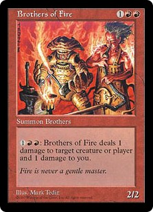Brothers of Fire MEd