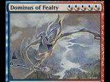 Dominus of Fealty