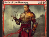 Koth of the Hammer