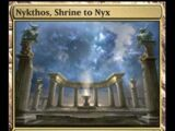 Nykthos, Shrine to Nyx