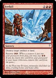 Icefall CSP