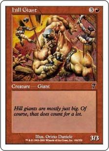 Hill Giant 7E