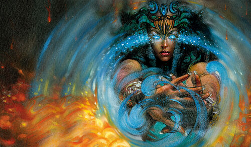 Image result for force of will art mtg