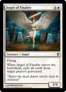 Angel of Finality C13