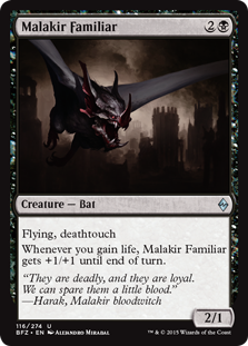Malakir Familiar BFZ