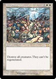Wrath of God BR