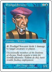 Prodigal Sorcerer 6E