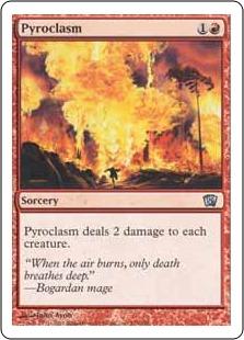 Pyroclasm 8ED