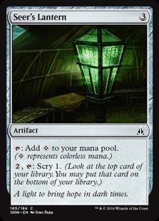 Seer's Lantern OGW