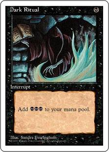 Dark Ritual 4E