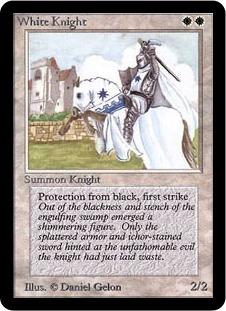 White Knight 1E