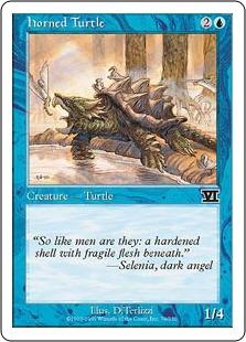 Horned Turtle 6E