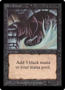 Dark Ritual 2E