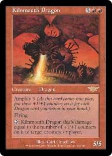 Kilnmouth Dragon LGN