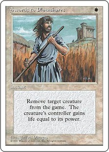 Swords to Plowshares 4E