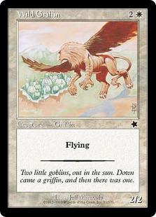 Wild Griffin P3