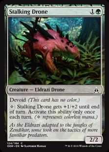 Stalking Drone OGW