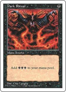 Dark Ritual 5E