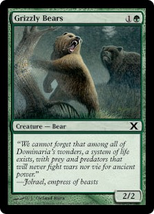 Grizzly Bears 10E