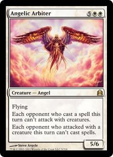 Angelic Arbiter CMD
