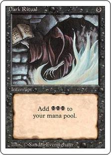 Dark Ritual 3E