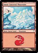 Snow-Covered Mountain CSP