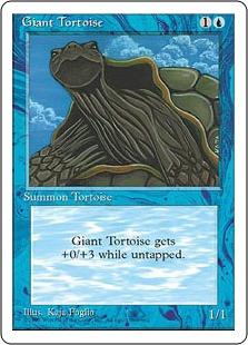 Giant Tortoise 4ED