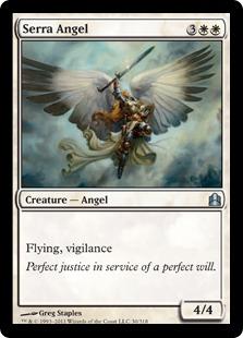 Serra Angel COM