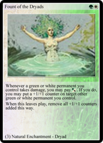 Fount of Dryads (TL)