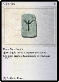 Algiz Rune (TL)
