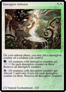 Dawnglow Infusion (TL)