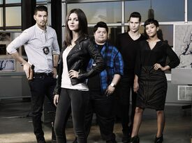 Eye Candy main cast