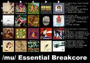 Essential breakcore