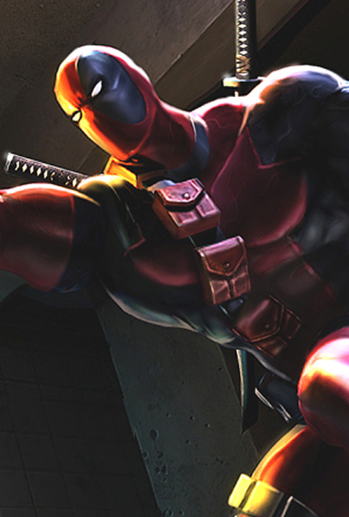 Deadpool | Marvel: Ultimate Alliance Wiki | FANDOM powered ...