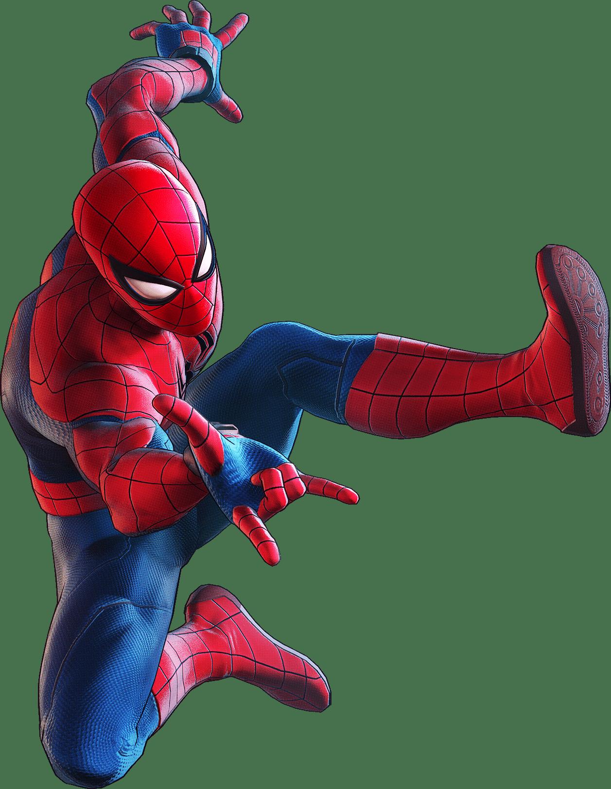 Spider-Man (Peter Parker) | Marvel: Ultimate Alliance Wiki
