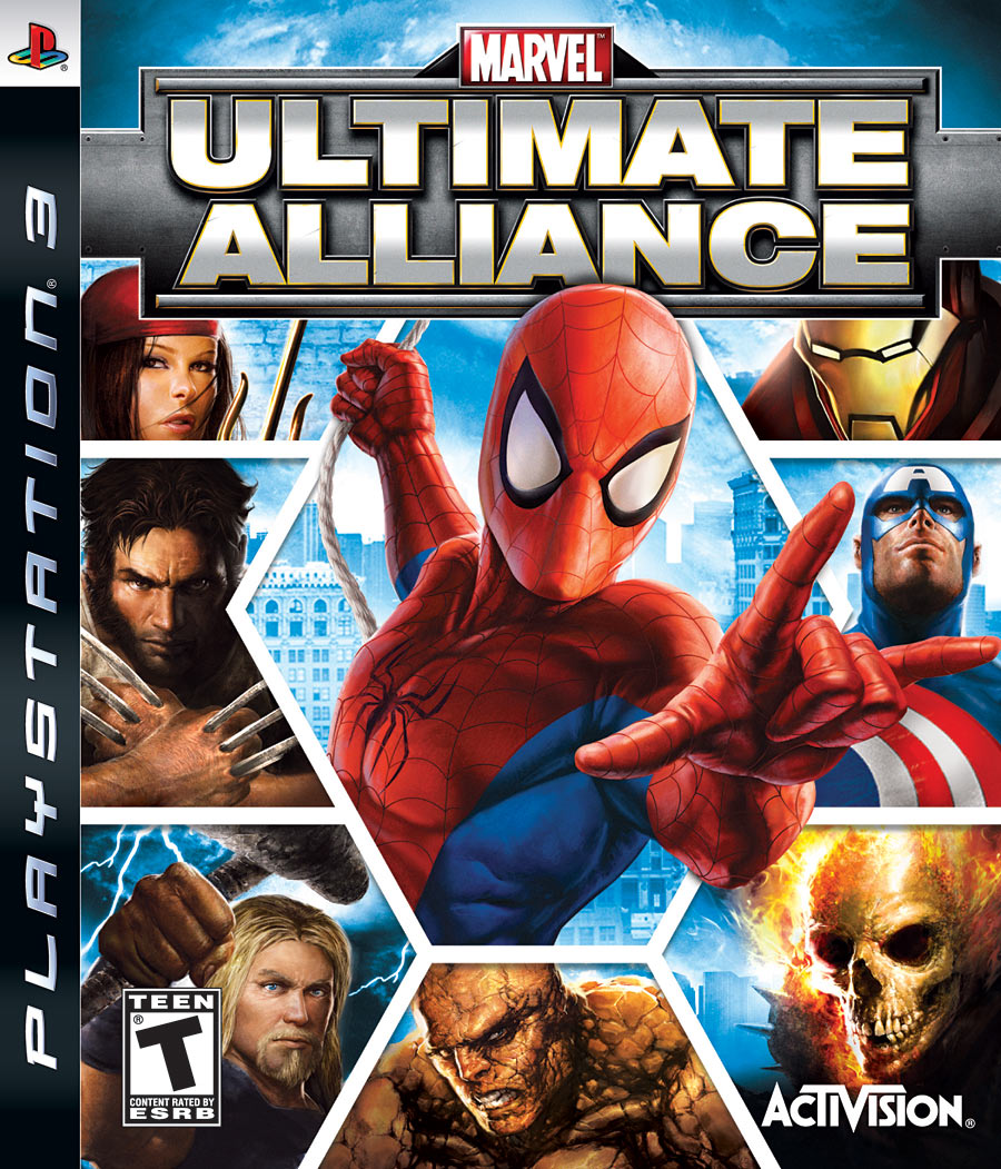 Marvel: Ultimate Alliance | Marvel: Ultimate Alliance Wiki | FANDOM