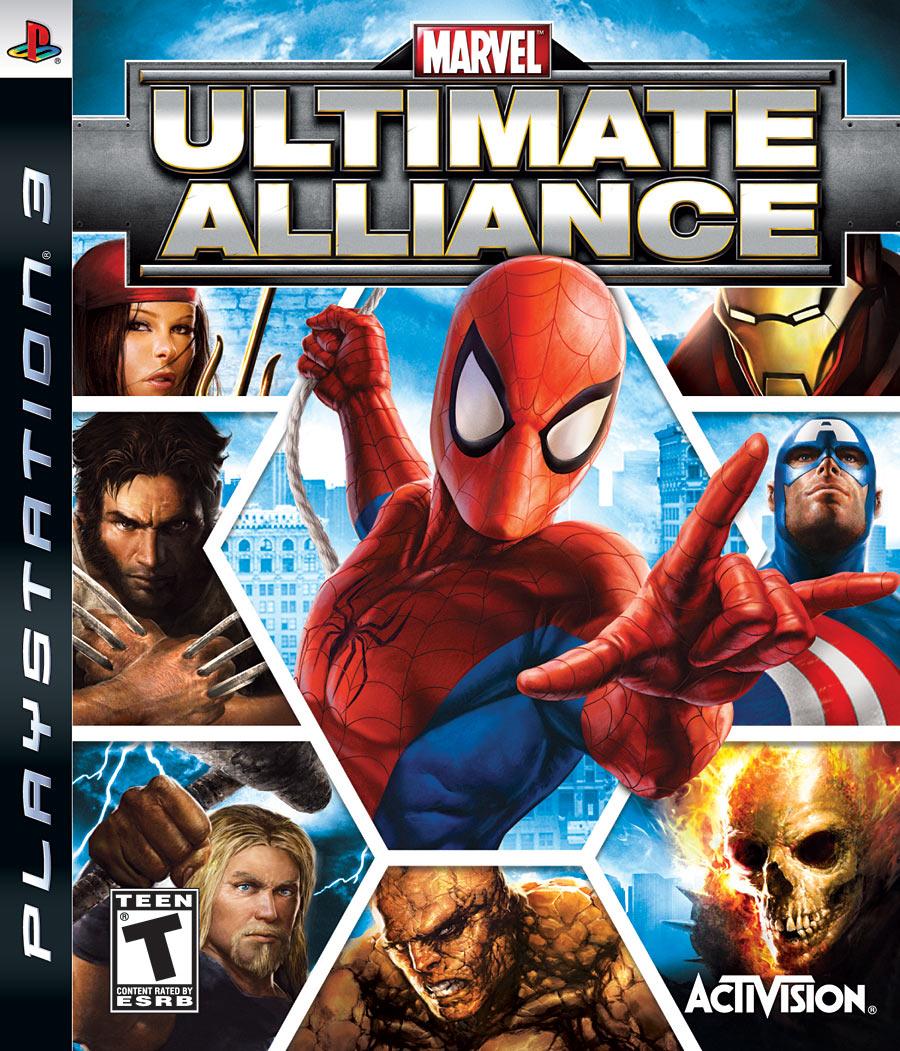 Marvel: Ultimate Alliance | Marvel: Ultimate Alliance Wiki