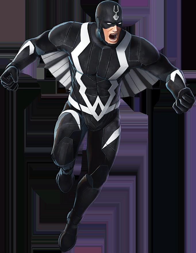 Marvel Black Bolt
