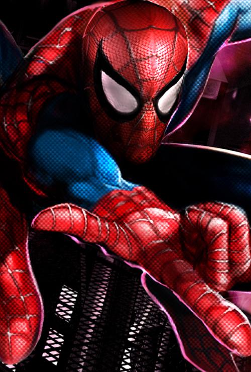 Spider man marvel ultimate alliance wiki fandom - Images de spiderman ...