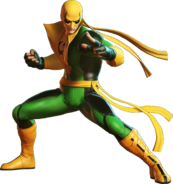 MUA3 Iron Fist