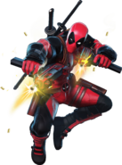 MUA3 Deadpool