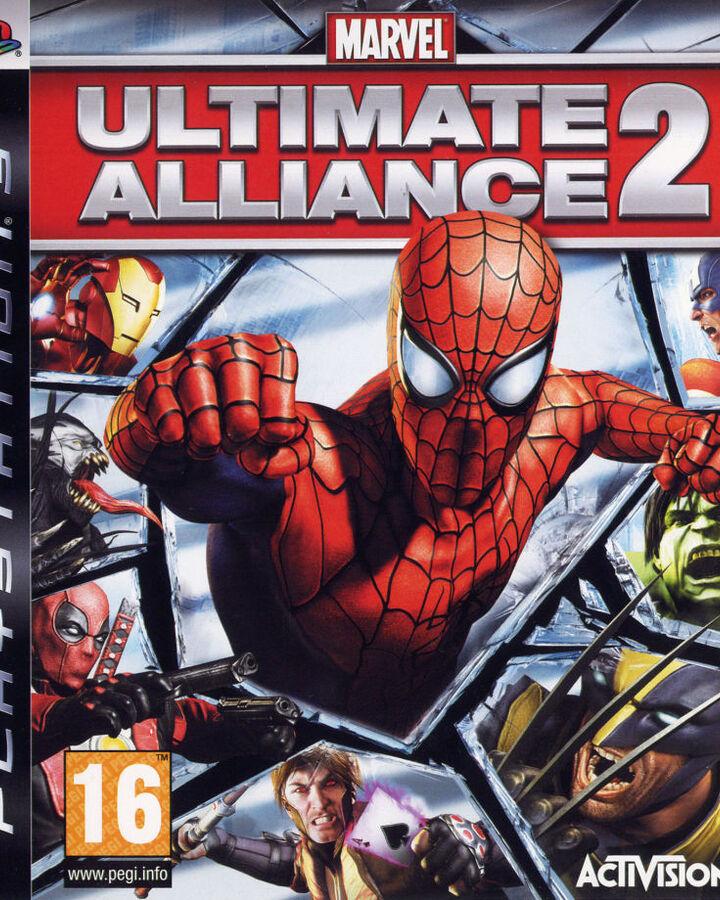 Marvel Ultimate Alliance 2 Marvel Ultimate Alliance Wiki Fandom