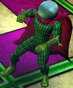 MUA Mysterio